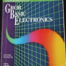 Experiments in Grob Basic Electronics book by Pugh Ponick scientific electrical book