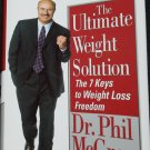 Dr. Phil The Ultimate Weight Solution 7 Keys To Weight Loss Freedom self-help advice self help book