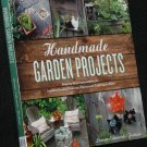 Garden Projects book by Lorene Edwards Forkner home and garden DIY decor book