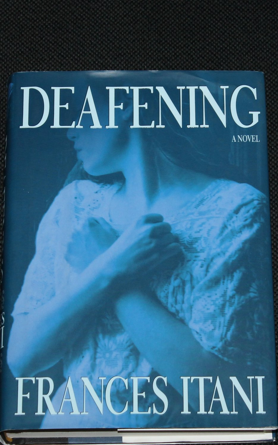 The Deafening historical literary fiction - novel book story by Frances Itani