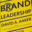 Brand Leadership by David A. Aaker - business brand building marketing branding book