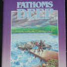 Fathoms Deep - romance paperback book novel by L. Walker Arnold drama love fiction story