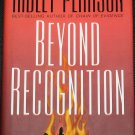 Beyond Recognition - crime forensics thriller novel book by Ridley Pearson suspense hardcover