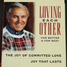 Loving Each Other Self Help Book Joy of Committed Love book relationship reading non-fiction book