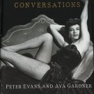 Ava Gardner The Secret Conversations - hardcover book ava gardener movie star fame celebrity actress