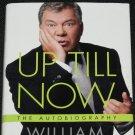 Up Till Now William Shatner - tv movie star celebrity shattner autobiography book