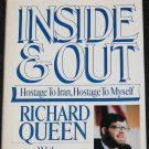 Inside Out Hostage to Iran - book by Richard Queen with Patricia Hass