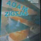 Adam ZigZag book story dyslexia zig zag book by Barbara Barrie
