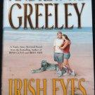 Irish Eyes mystery romance novel - book by Andrew M. Greeley