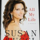Susan Lucci movie star celebrity tv actress on television entertainment tv luci hardcover book