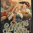 Savage Dawn - romance novel - paperback book by Kathleen Drymon