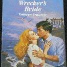 Wrecker's bride romance paperback book by Kathrym Kramer