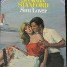 Sun Lover - romance novel paperback book by Sondra Stanford