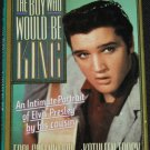 Elvis - The Boy Who Would Be King hardcover book music king of rock n roll book