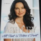 Ashley Judd - All That Is Bitter and Sweet - music star celebrity book