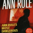 Ann Rule Without Pity true crime stories paperback book