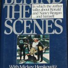 Behind the Scenes - Michael K. Deaver - president Ronald Reagan presidency - political politics book