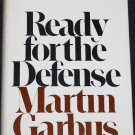 Ready for the Defense lawyer book by Martin Garbus trial lawyer legal