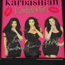 Kardashian Konfidential - TV celebrity stars book - Hollywood celebrities hardcover book