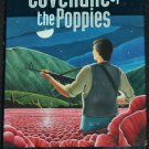 Covenant of the Poppies novel by Colin Peel - epionage thriller hardcover fiction book