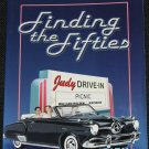 signed copy Finding the Fifties book by John J. Dampier - signed copy
