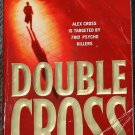 Double Cross mystery suspense novel paperback book by James Patterson