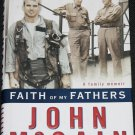 John McCain Faith of My Fathers - poitics political book