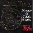 You, Inc Discover the CEO Within by Burke Hedges - business book