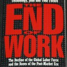 The End of Work - economic problems book Jeremy Rifkin money business economy