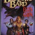 Bedlam's Bard - adventure fantasy novel by Ellen Guon paperback book