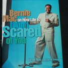 Bernie Mac I Ain't Scared of You - comedian star celebrity book comedy hardcover