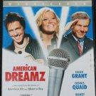 American Dreamz Hugh Grant Dennis Quaid DVD comedy film funny movie William Dafoe Mandy Moore