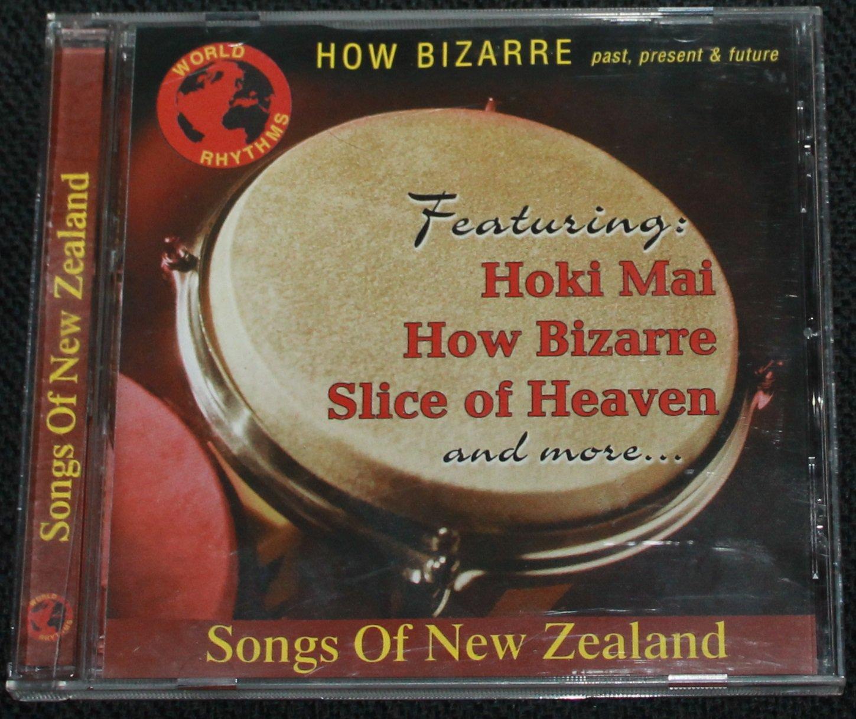 Reason How bizarre song new zealand dopamine Bride