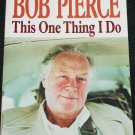 This One Thing I Do by Franklin Graham - Christian paperback book Samaritan Bob Pierce