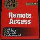 Remote Access book Cisco Certified Network Professional - computer programming program