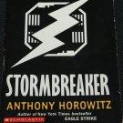 Stormbreaker - spy thriller novel by Larry Horowitz  - paperback book Storm Breaker