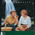 Waterfalls romance novel by Robin Jones - paperback book love story