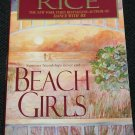 The Beach Girls romance paperback book