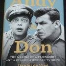 Andy & Don - Andy Griffith Show TV Stars actors early years