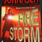 Fire Storm thriller novel by Iris Johansen paperback book