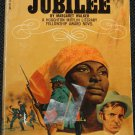 Jubilee novel by Margaret Walker Civil War novel historical fiction