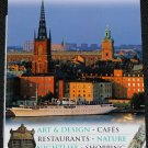 Stockholm tour travel book - sight seeing exploring traveling vacation book visiting visit Sweden