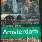 Amsterdam travel tour book - visiting tourist traveling sites guide book
