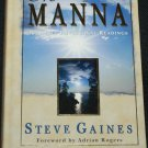 Morning Manna 365 Devotional Daily Readings by Steve Gaines - Christian religious book God religion