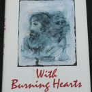 With Burning Hearts by book Henri J. M. Nouwen - Christian religious reading about Eurcharist God