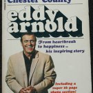 Eddy Arnold It's a Long Way From Chester County - music star paperback book
