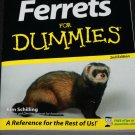 Ferrets for Dummies - pet instruction book