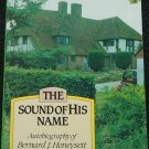 The Sound of His Name - Christian book religious reading - God - paperback