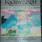 Rachmaninoff Greatest HIts classical music cassette tape