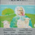Bach - classical music - cassette tape